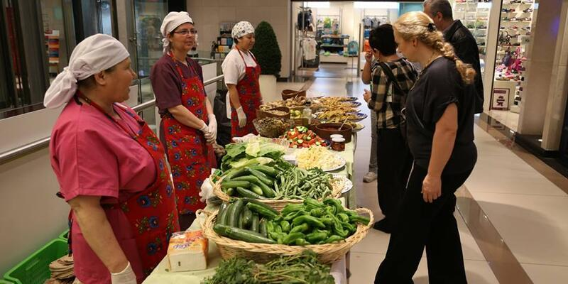 5. diyet şenliği City's'de yapılacak