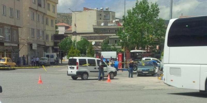 Otobüste bomba alarmı