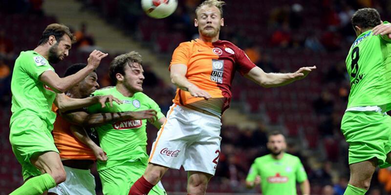 Galatasaray Ziraat Türkiye Kupası'nda finalde