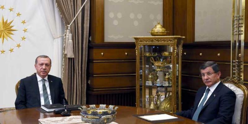 Cumhurbaşkanı ve Başbakan'ın görüşme programı açıklandı