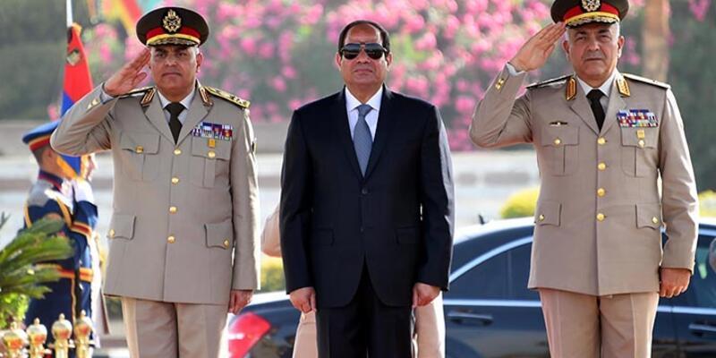 """Mısır lideri Sisi: """"İnsan hakları ve özgürlükler bize uymaz"""""""