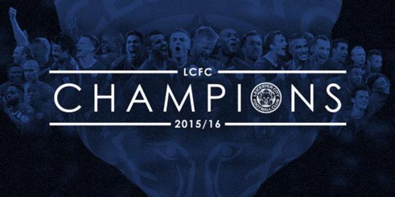 Leicester şampiyon, Leicester finalde, Leicester son 4'te, Leicester her yerde