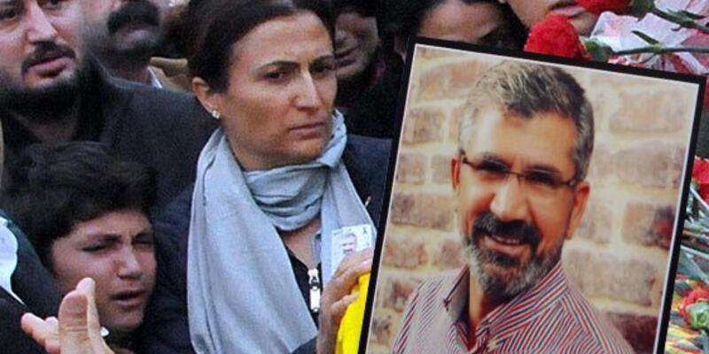 Türkan Elçi: ''Cinayette emeği geçenlere selam olsun''