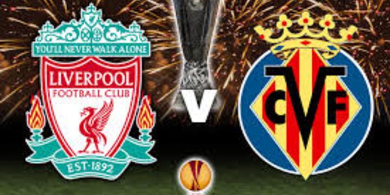 Liverpool - Villarreal UEFA Avrupa ligi maçı saat kaçta? Hangi kanalda?
