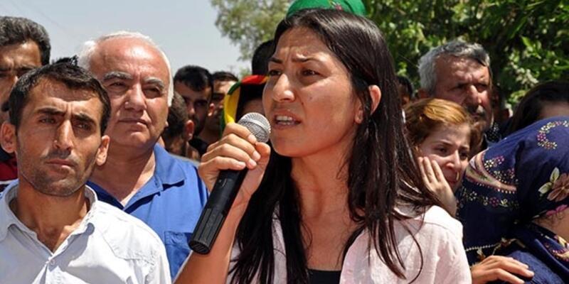 Gözaltına alınan HDP'li milletvekilinin eşi serbest bırakıldı