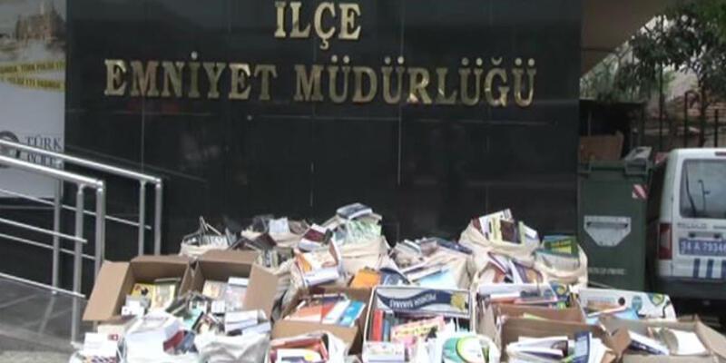 Kadıköy'de 'korsan' operasyonu