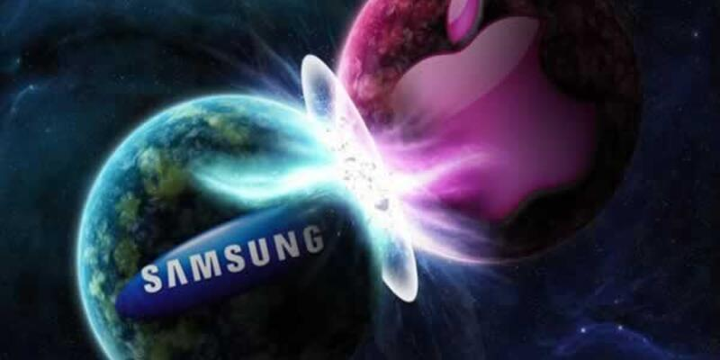 Apple Amerika'yı Samsung'a kaptırdı