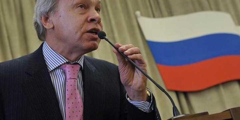 Puşkov: 'Davutoğlu'nun bırakması Rusya ve Türkiye'nin ilişkilerini etkilemez'