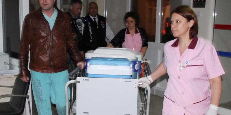 87 yaşındaki kişinin organları 3 hastaya umut oldu