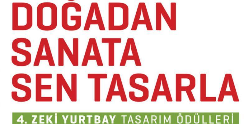 """""""4. Zeki Yurtbay Tasarım Ödülleri"""" yeni sahiplerini arıyor"""