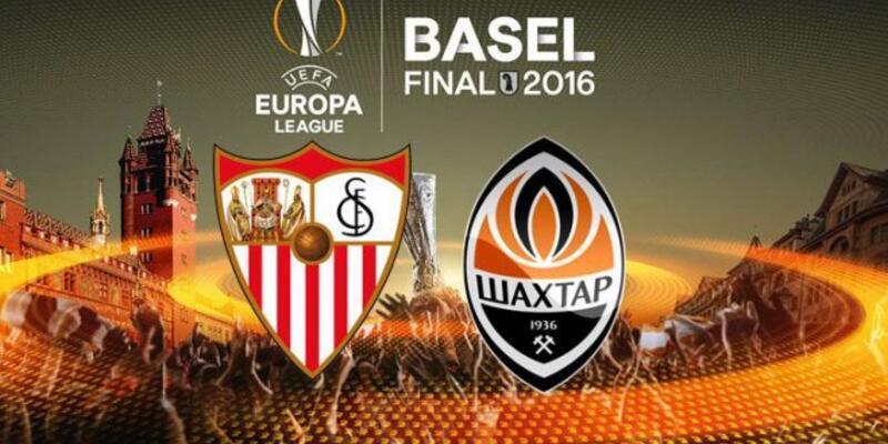 Sevilla (3-1) Shaktar Donetsk UEFA Maçı Geniş özeti ve golleri - izle