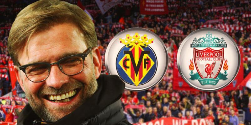 Liverpool (3-0) Villarreal UEFA Avrup Ligi maçı özeti ve golleri - izle