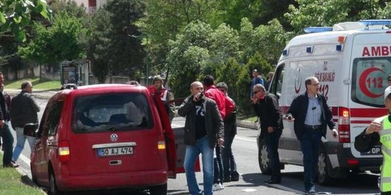 Polis kontrol noktasında silahlı çatışma