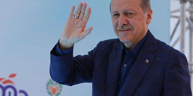 Erdoğan: Bazen hiç ummadığımız yerlerden darbe aldık