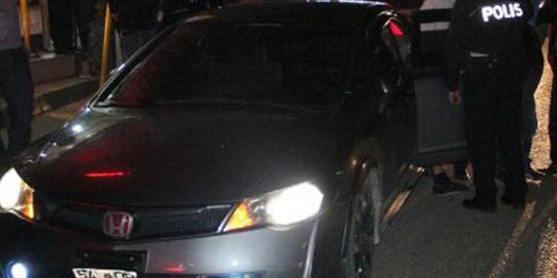 Bursa'da bomba yüklü araç alarmı