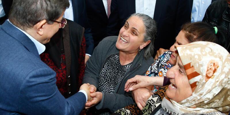 Başbakan Davutoğlu'nun ilginç diyaloğu