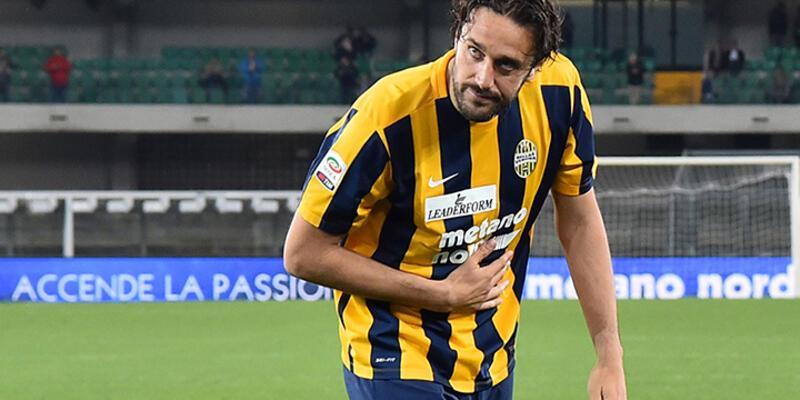 İtalya'nın en yaşlı gol kralı futbolu bıraktı
