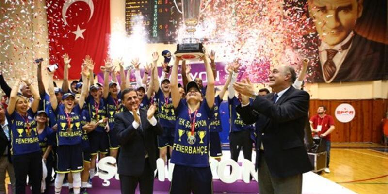 Fenerbahçe 12 branşta zirvede