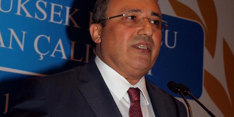 """HSYK Başkanvekili:""""Övünmüyoruz, utanıyoruz"""""""