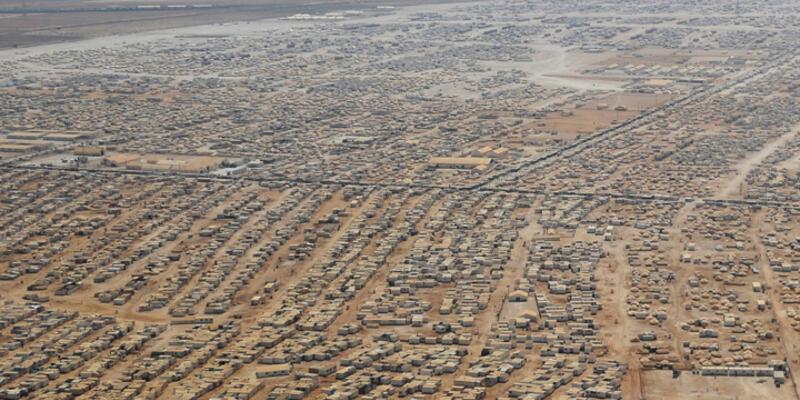 450 bin kişinin yaşadığı kamp kapatılıyor