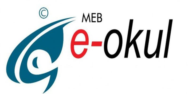 E-Okul veli bilgilendirme sistemi (VBS) Karne notu hesaplama - MEB