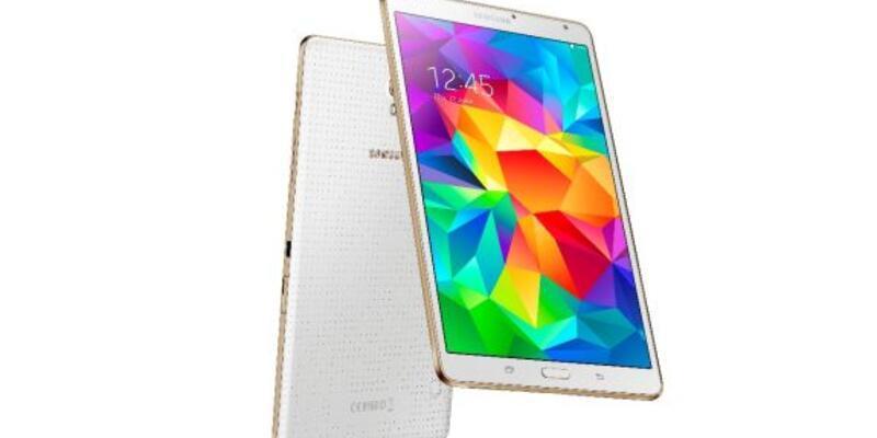 Galaxy Tab 4 Advanced ortaya çıktı