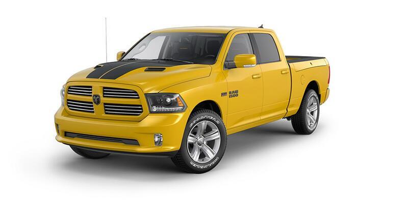 Sarı Dodge