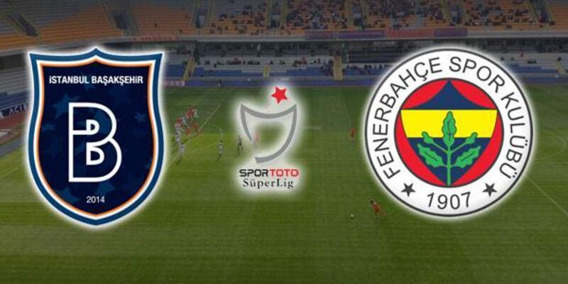 Başakşehir (2-1) Fenerbahçe Nefes kesen maçın özeti!