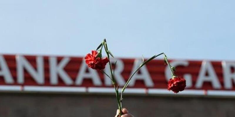 Ankara'da 10 Ekim'de hayatını kaybedenler anıldı