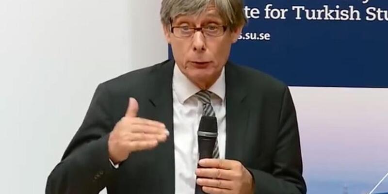 Eric- Jan Zürcher, Erdoğan'ı protesto için ödülünü iade edeceğini açıkladı