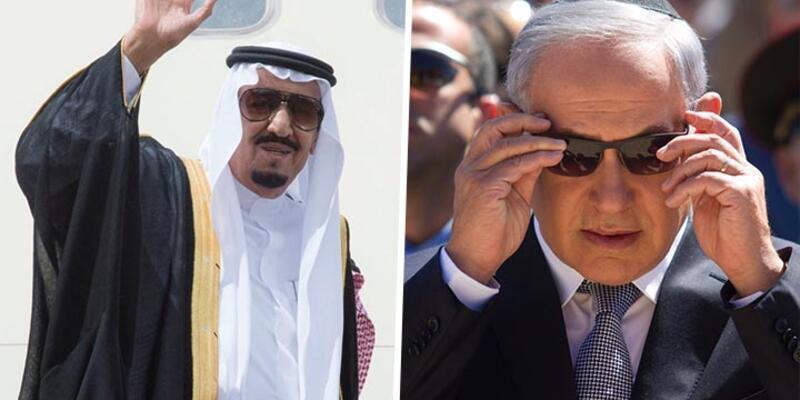 Suudi Kralı Selman, İsrail Başbakanı Netanyahu'nun seçim kampanyasını finanse etmiş