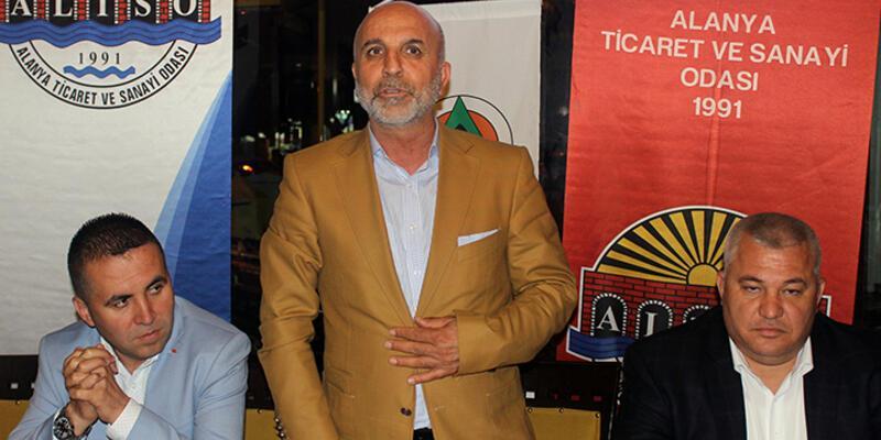 PTT 1. Lig'de Alanyaspor - Karabükspor gerginliği