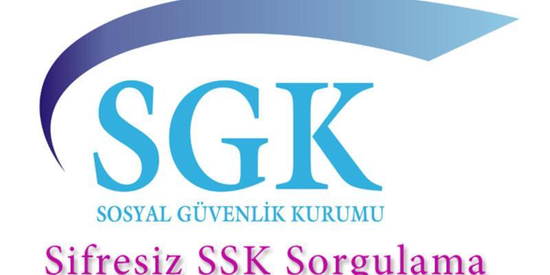 SSK-SGK Prim sorgulama ve hizmet dökümü alma -T.C. Kimlik no ile öğren