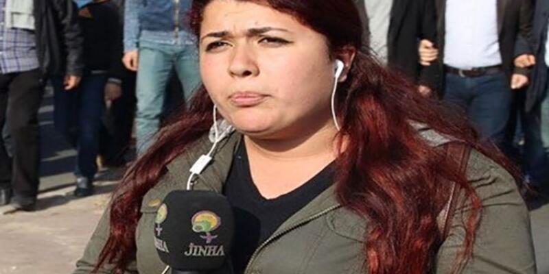 Gazeteci Beritan Canözer'e 1 yıl 3 ay hapis cezası