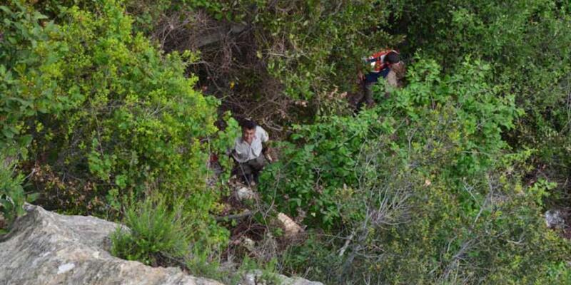Mersin'de kadın cesedi bulundu