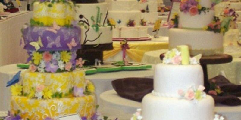 Cake Show İstanbul'un ikincisi gerçekleştirildi