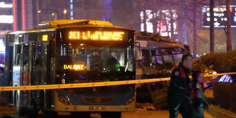Ankara'daki terör saldırısıyla ilgili 4 kişi gözaltına alındı