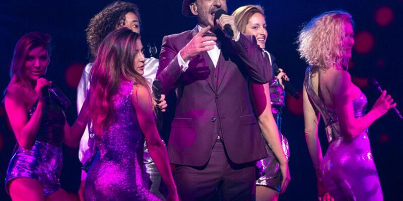 Serhat Hacıpaşalıoğlu Eurovision'da finale kalamadı