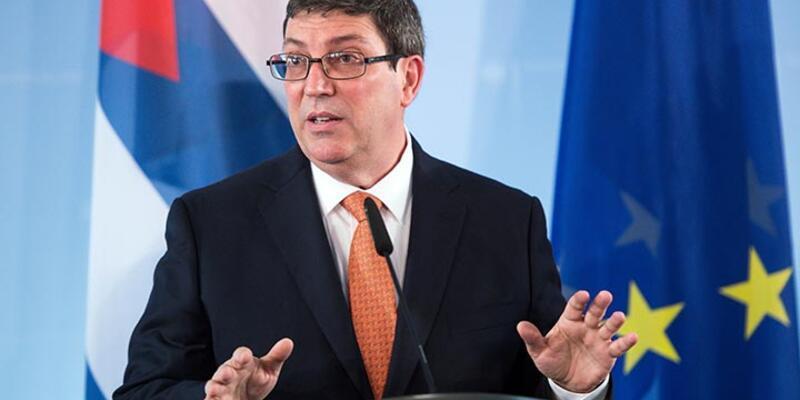 """Küba'dan """"Soğuk Savaş'ın buzdağı"""" açıklaması"""
