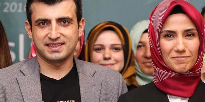 Sümeyye Erdoğan'ın nikah şahidi Davutoğlu olacak