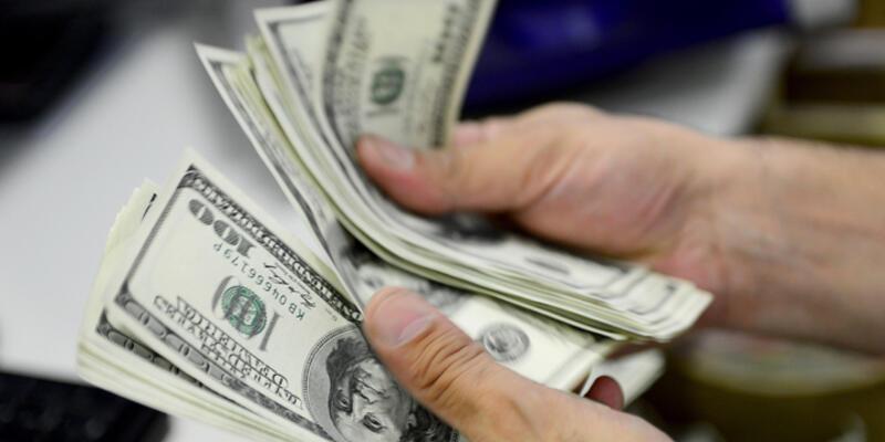 Dolar 2,96'nın üzerini gördü