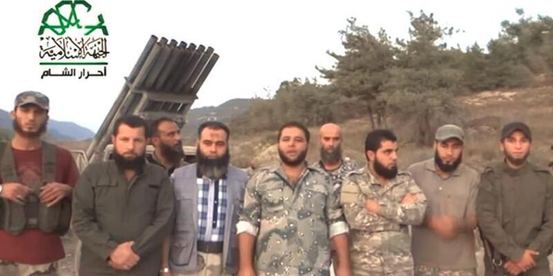 BMGK'dan Ahraruş-Şam ve Ceyşül-İslam kararı