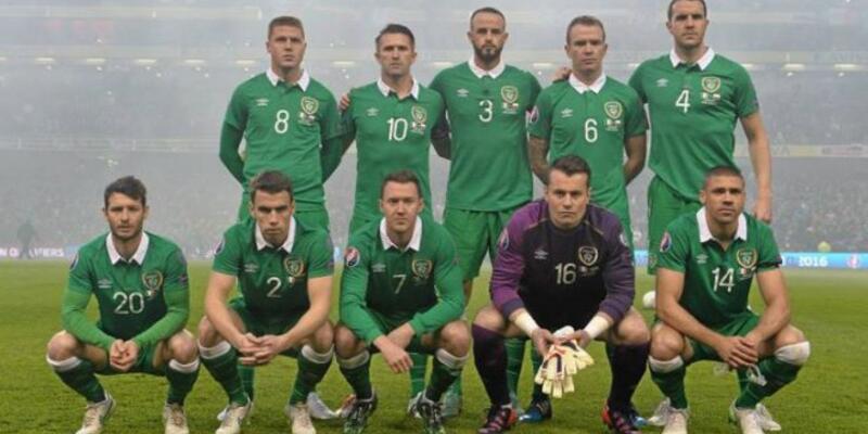 İrlanda Cumhuriyeti - D Grubu - Euro 2016