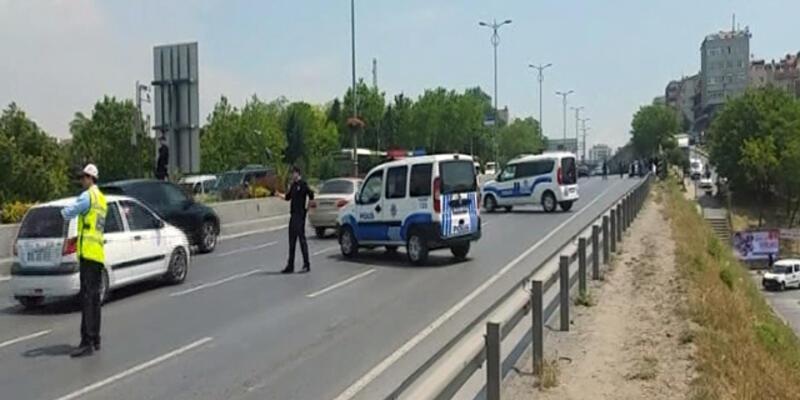 İstanbul Bayrampaşa'da şüpheli paket alarmı