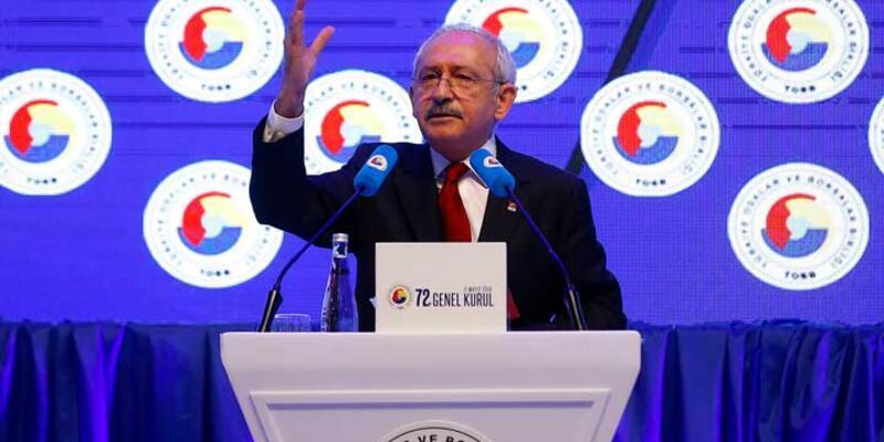 Kılıçdaroğlu: 'Böyle bir başkanlık sistemini kan dökmeden gerçekleştiremezsiniz'