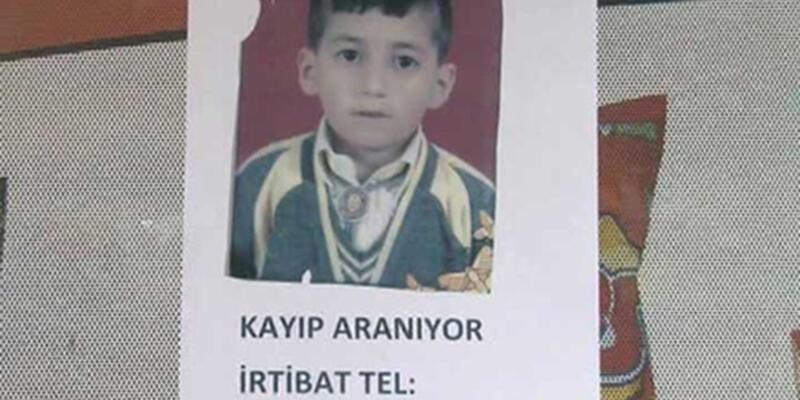 14 yaşındaki Serhat'ın cesedi bulundu