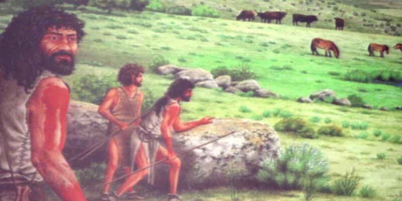 Göbeklitepe'nin benzeri Uşak'ta bulundu
