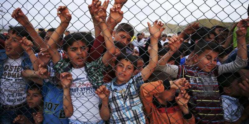 Nizip Mülteci Kampı'nda 30 erkek çocuğa cinsel istismar