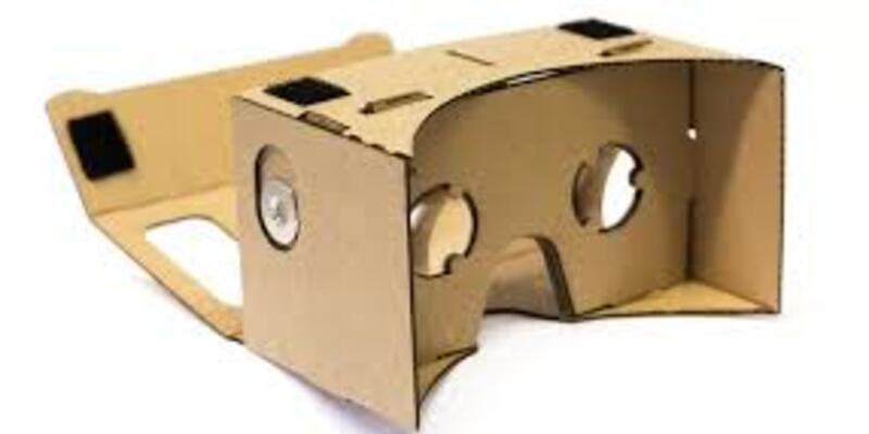 Android VR bu sefer Google'den!