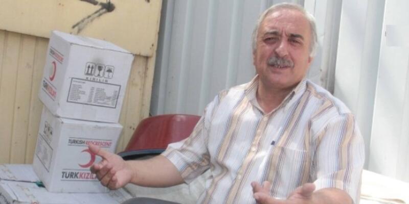 Türk Kızılay Derneği Hakkari Şube Başkanı Alçiçek gözaltında